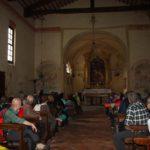 riposo in chiesa